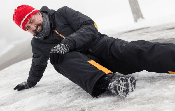 Prevent Slips and Falls with a Snow & Ice Removal Plan
