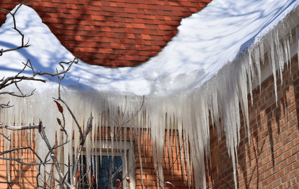 The Cold Hard Facts About Ice Dams