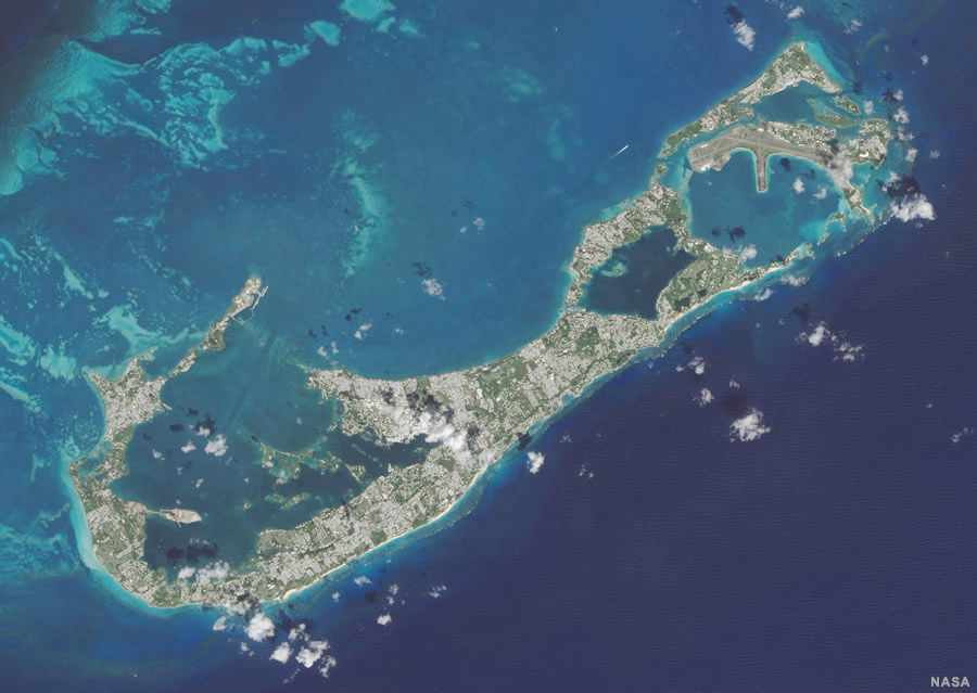 Catastrophes outweigh pandemic losses for Bermuda reinsurers in 2020