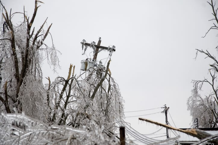 Texas Winter Storm Costs Raise Extreme-Weather Flags for States, Localities