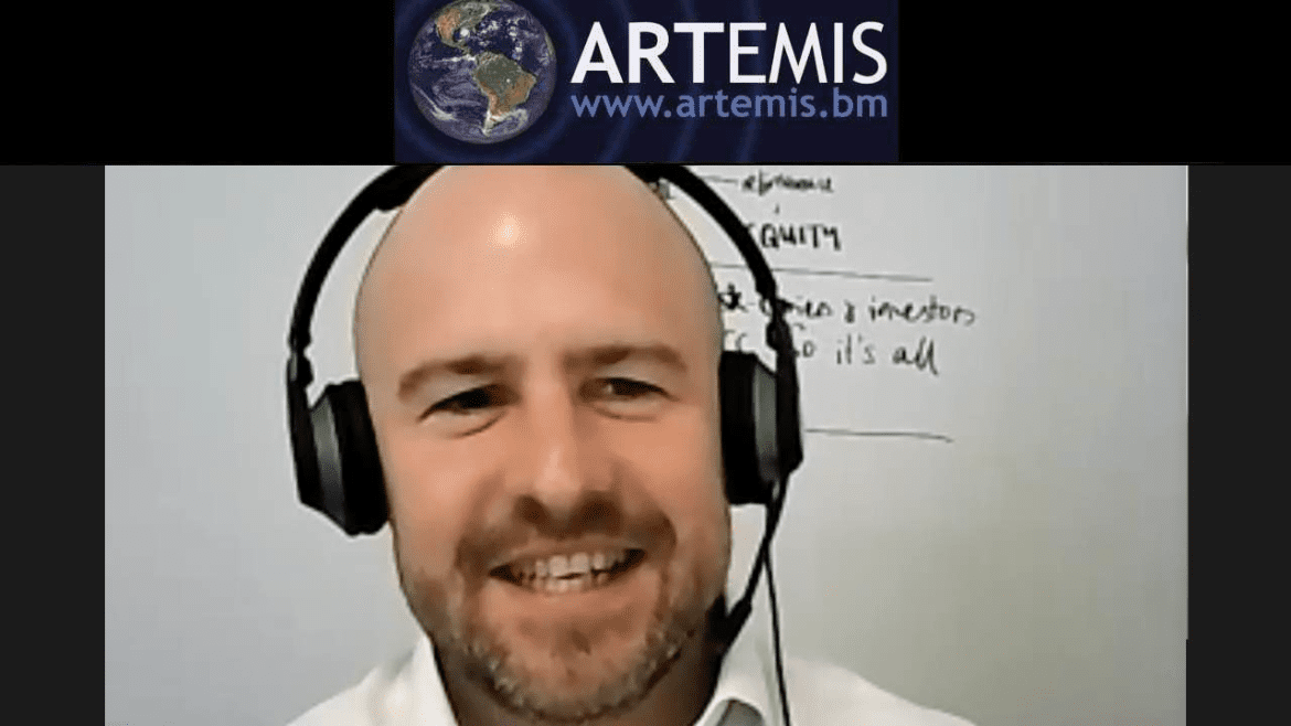 Artemis Live: Interview with James Poole, Co-founder, AGILE Risk Partners