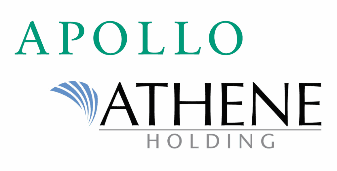 Apollo and Athene to merge in deal valued at $29bn