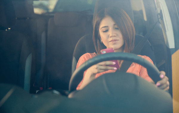 Distracted Driving Awareness Month #JustDrive