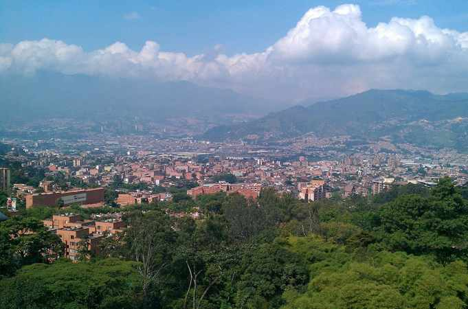Hannover Re & WTW to develop climate & cat covers for Medellín, Colombia