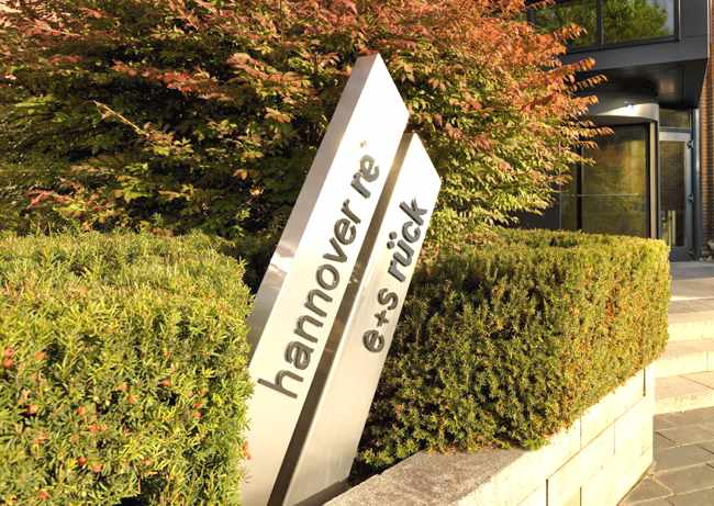 Hannover Re reports growth, price gains through Jan & April renewals
