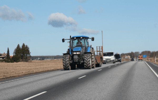 Make Road Safety a Top Priority This Planting Season