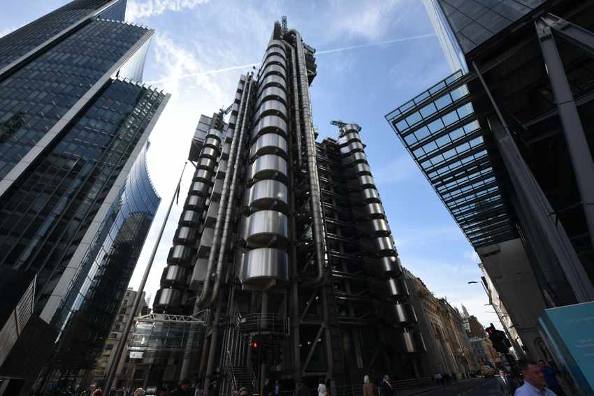 Lloyd's Central Fund cover has no direct ILS participation