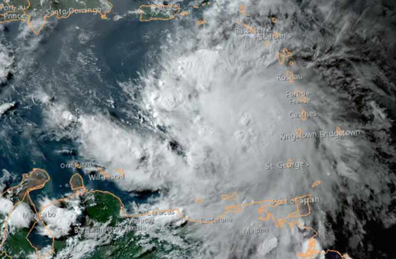 St Lucia says hurricane Elsa may trigger CCRIF deductible payout