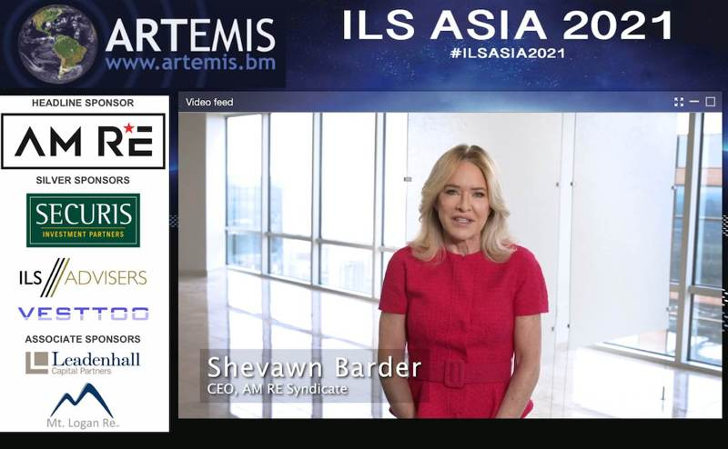 US specialty a diversifying opportunity for ILS capital: AM RE CEO Barder