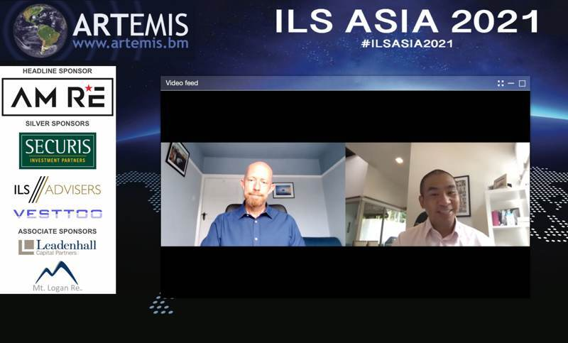 ILS can challenge reinsurance capacity in Asia: MS Amlin's Ho